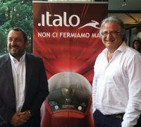 Bona, Italo: «Altro che low cost, i nostri servizi non temono paragoni»