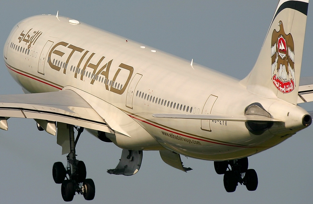Etihad, Etihad Airways, Abu Dhabi, Emirati Arabi,