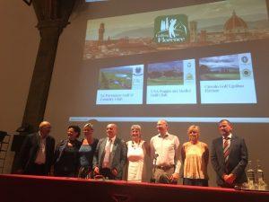 Firenze, Firenze Golf Destination, Anna Paola Concia,