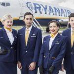 """Ryanair in """"tour"""" per l'Italia a caccia di personale"""