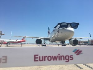 Eurowings, estate, vacanza, germania,