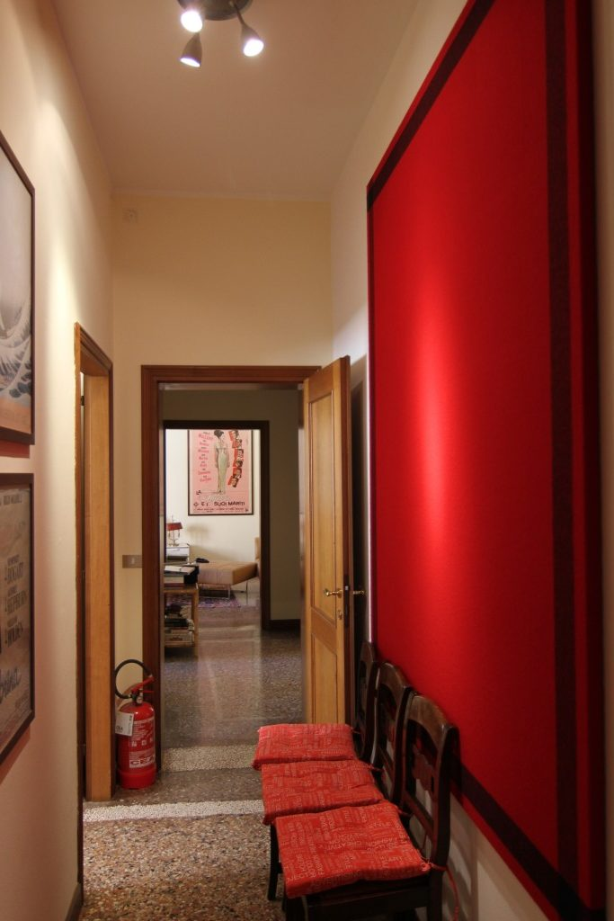 Bologna un nuovo b b all ombra delle due torri for Le stanze di sara bologna