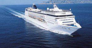Msc Opera torna nel Mediterraneo dal prossimo inverno