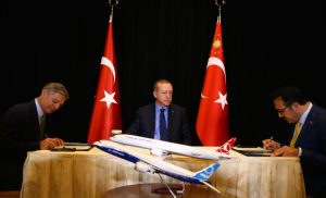 Turkish Airlines sigla un ordine per 40 Boeing 787-9