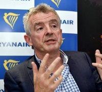 O'Leary, Ryanair: «Colloqui di lavoro con i piloti Alitalia»