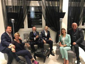 Cena esclusiva Azemar per le Maldive di lusso firmate Como Hotels