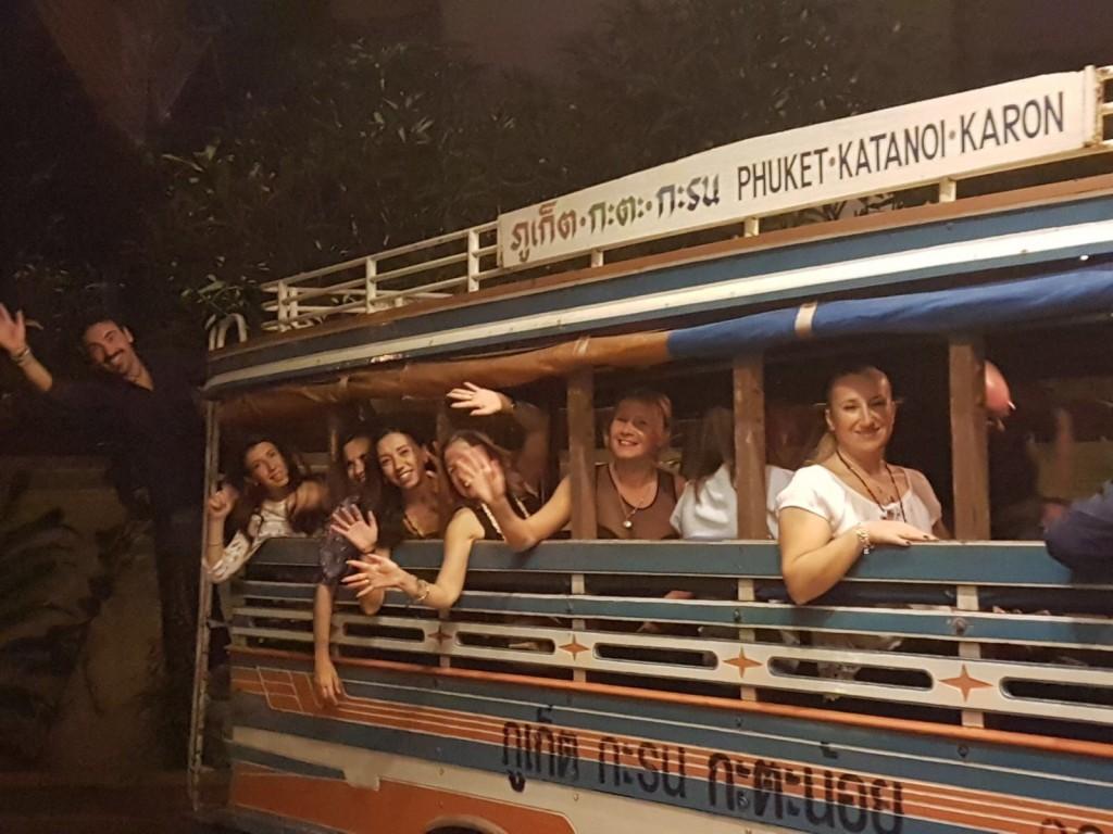 Thailandia: cento agenti in viaggio con l'ente del turismo