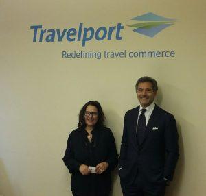 Travelport, Damiano Sabatino,