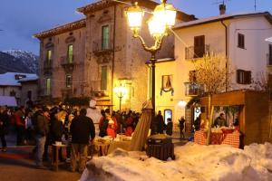Giove, Campo di Giove, Abruzzo, mercatini di natale,
