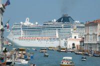 San Marco, Venezia, Clia, grandi navi