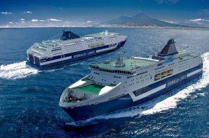Grimaldi Lines punta ai 5 milioni di passeggeri per il 2019