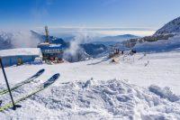 Neve, sci, festività