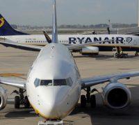 Ryanair: il sindacato belga denuncia: «Per lo sciopero personale tedesco e polacco»