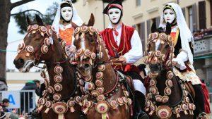 Grimaldi Lines, sconto del 15% per scoprire il Carnevale in Sardegna