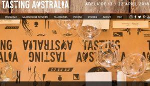 Tasting Australia