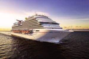 Carnival Horizon, al via la stagione inaugurale nel Mediterraneo