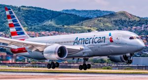 American, American Airlines,