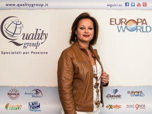 Europa World, Silvia Migatta entra nel team di Daniela Fecchio