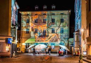 A Bressanone con Db-Öbb EuroCity per il Festival di Acqua e Luce