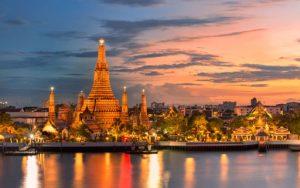 La Thailandia al primo posto per spesa turistica in Asia