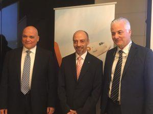 Air Cairo inaugura il volo su Roma. Da fine aprile la Milano-Borg El Arab