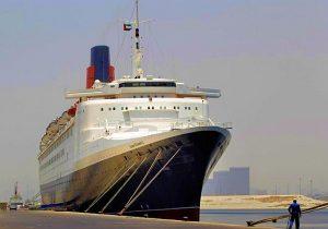 La Queen Elizabeth 2 diventa un hotel sul lungomare di Dubai