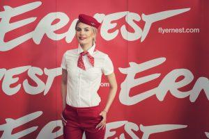 Ernest, Ernest Airlines,