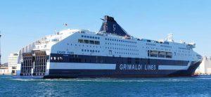 Gruppo Grimaldi: «I nostri marittimi quasi tutti provenienti dall'Ue»