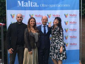 Malta: nuovo logo e prospettive da record