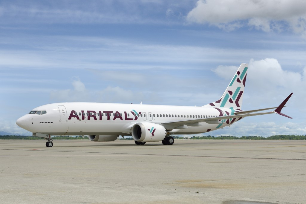 Air Italy, B737 Max,