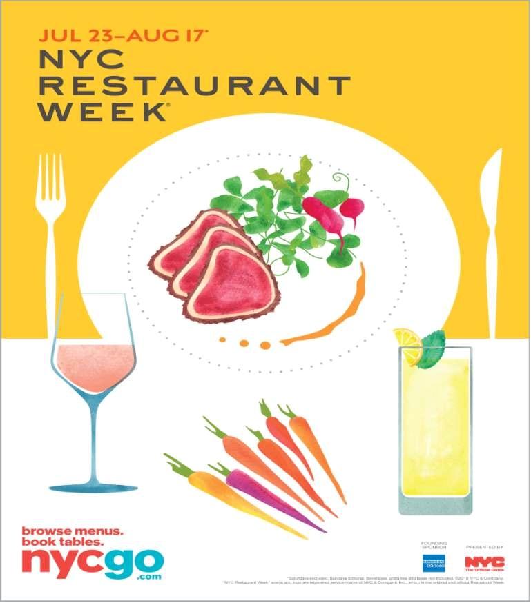 Nyc, Nyc Restaurant Week,
