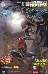 San Marino Comics: tutto pronto per la 5° edizione