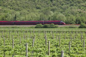 Italo, Alstom,