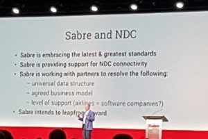 "Sabre implementa ""Beyond Ndc"" ed è cerificatore Ncd di terzo livello"
