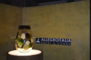 Allegroitalia più green, aderisce a Too good to Go al Golden Palace