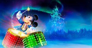 Disneyland, Natale,