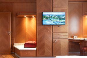 B&B Hotels presenta le nuove smart hospitality tv