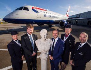 British Airways: operativa la nuova rotta London City-Roma