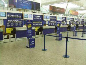 Ryanair nel mirino di Federconsumatori per le modifiche alla normativa bagagli