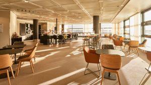 Lufthansa: maggiore capacità per le lounge di Francoforte