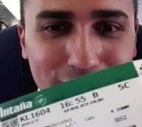 Di Maio: «Alitalia? Entro il 31 gennaio partner industriale e piano»