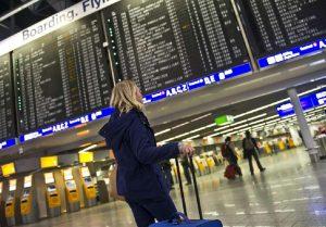 Sciopero nei cieli tedeschi: almeno 220.000 passeggeri coinvolti