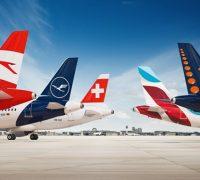 Nuovo record per il Gruppo Lufthansa: 142 milioni di passeggeri nel 2018
