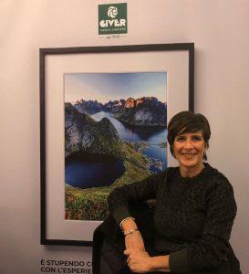Giorgia Paciotta: «L'importanza dell'esclusiva Giver Viaggi e Crociere»