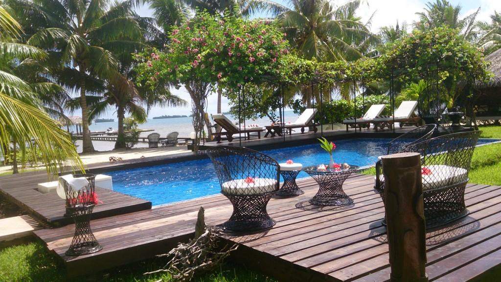 La Polinesia Francese dei piccoli alberghi di charme