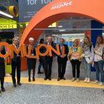 EasyJet vola alto su Malpensa: raggiunti i 70 milioni di passeggeri