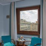 Bettoja Hotels: nuovi dettagli artistici al Mediterraneo
