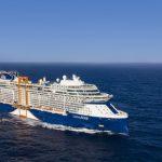Celebrity Edge, arriva in Italia la nave creata interamente in 3D