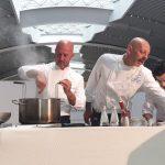 Fiumicino, cooking show stellato per celebrare Leonardo Da Vinci