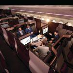 Qatar Airways porta la Qsuite sulla Milano-Doha e potenzia la capacità